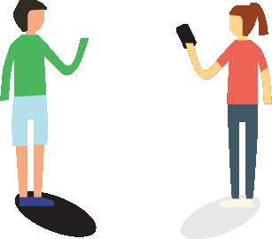 Students illustration